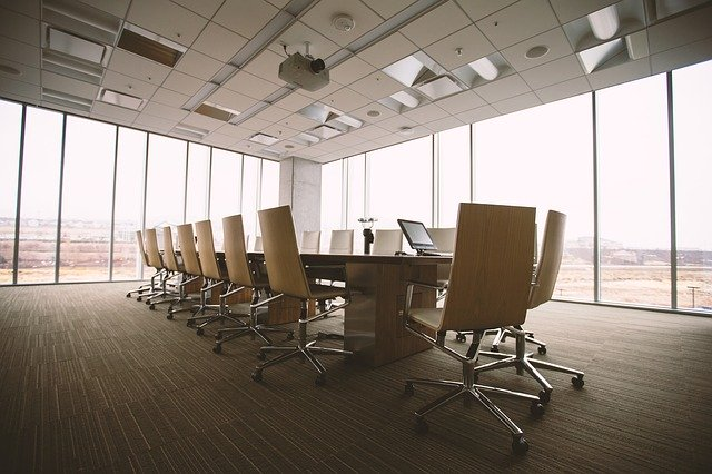 A business conference room - EUROPEAN RELOCATION