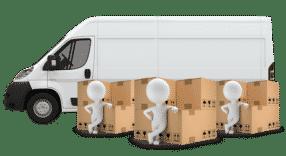 three men and van