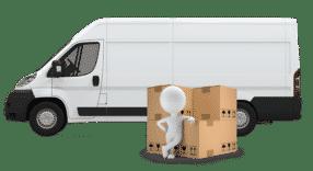one man and van