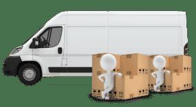 two men and van